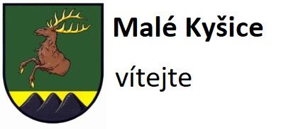 Logo for                          Malé Kyšice